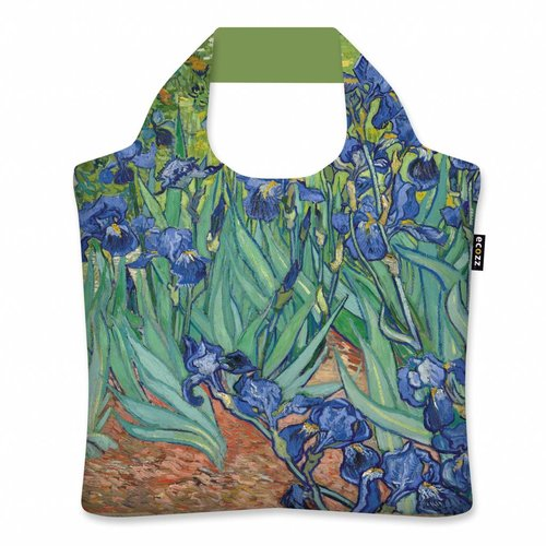 "Ecozz Ecoshopper  ""Irises"" - Vincent van Gogh"