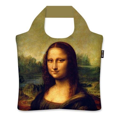 "Ecozz Ecoshopper ""Mona Lisa"" - Leonardo da Vinci"