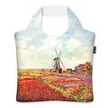 "Ecozz ""Tulip Fields in Holland"" - Claude Monet"