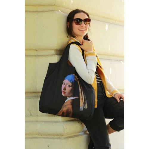 "Ecozz ""Girl with a Pearl Earring"" - Johannes Vermeer"