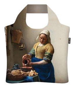 "Ecoshopper ""The Milkmaid"" - Johannes Vermeer"