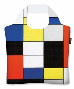 "Ecoshopper ""Composition A"" - Piet Mondriaan"