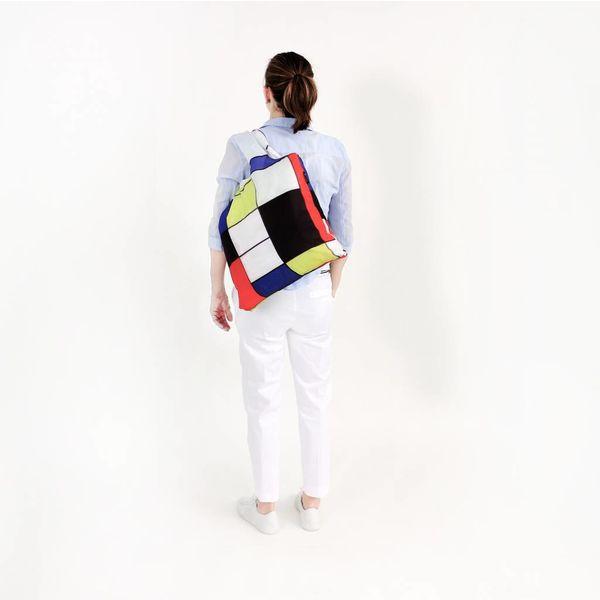 "Ecoshopper""Composition A"" - Piet Mondriaan"