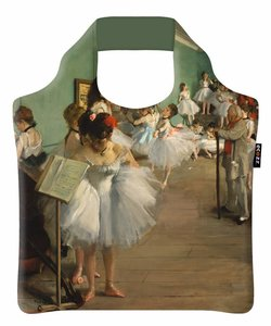 "Ecoshopper  ""The Dance Class"" - Edgar Degas"