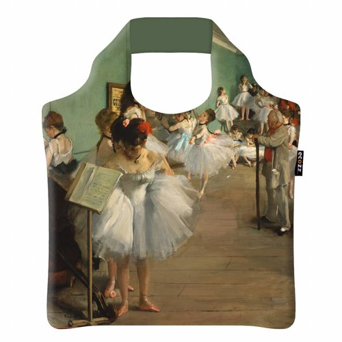 "Ecozz Ecoshopper ""The Dance Class"" - Edgar Degas"