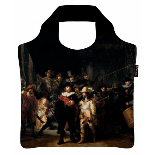 "Ecozz Ecoshopper ""The Night Watch"" - Rembrandt van Rijn"