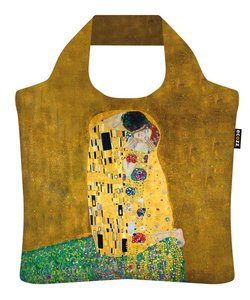 "Ecoshopper ""The Kiss"" - Gustav Klimt"