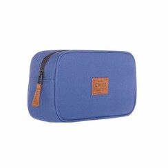 Ecozz Cosmetic Case Navy Blue