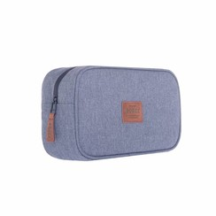 Ecozz Cosmetic Case Grey