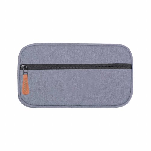 Ecozz Ecozz Cosmetic Case Grey