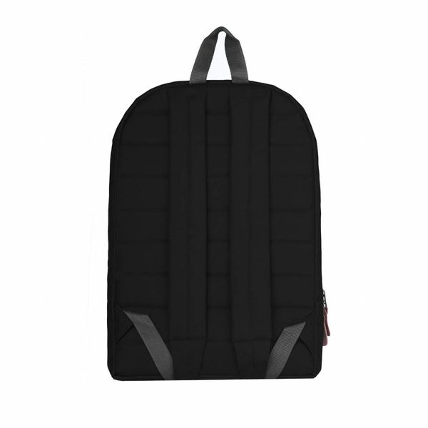 Ecozz 17inch Backpack Voyager Travel Black