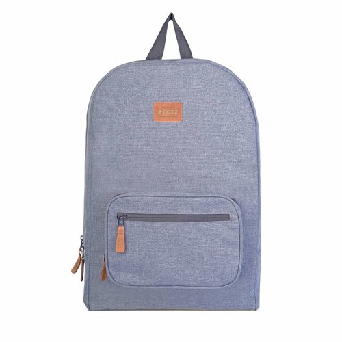 Ecozz Ecozz 17inch Backpack Voyager Travel Grey