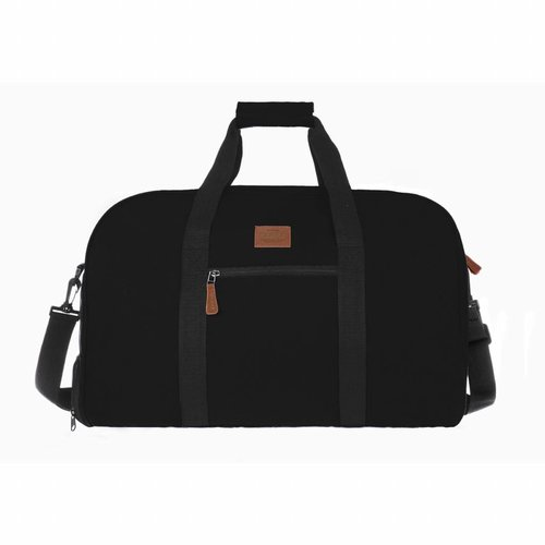 Ecozz Ecozz Voyager Travel Weekender Black