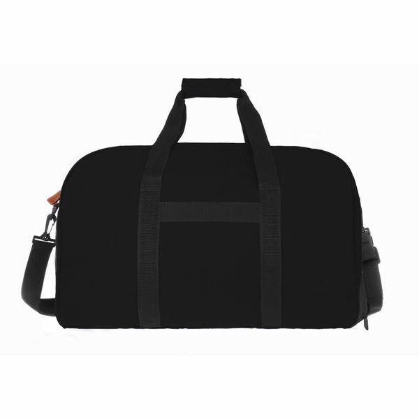 Ecozz Voyager Travel  Weekender Black