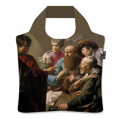 "Ecozz Ecoshopper ""The Calling of St. Matthew"" - H. ter Brugghen"
