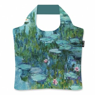 "Ecoshopper ""Waterlilies"" - Claude Monet"