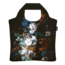 """Ecozz Ecoshopper """"Vase With Flowers """" - Jan van Huijsum"""