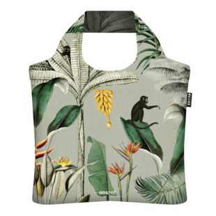 """Tropical Leaves"" design by Studio Onszelf"