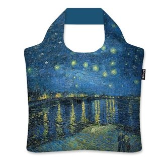 """Starry Night Over The Rhone"" - Vincent van Gogh"