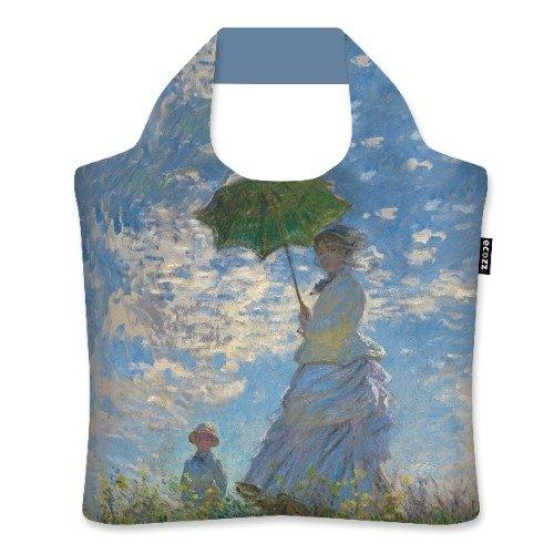 "Ecozz ""Woman with Parasol"" - Claude Monet"