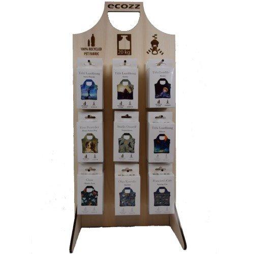 Ecozz Ecozz Houten toonbank display
