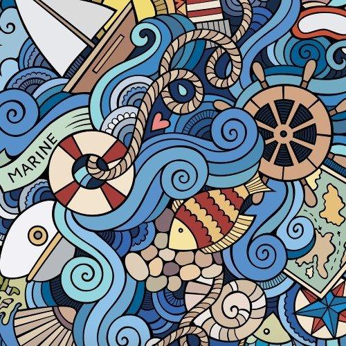 """Ecozz """"Maritime"""" design by O. Kotenko"""