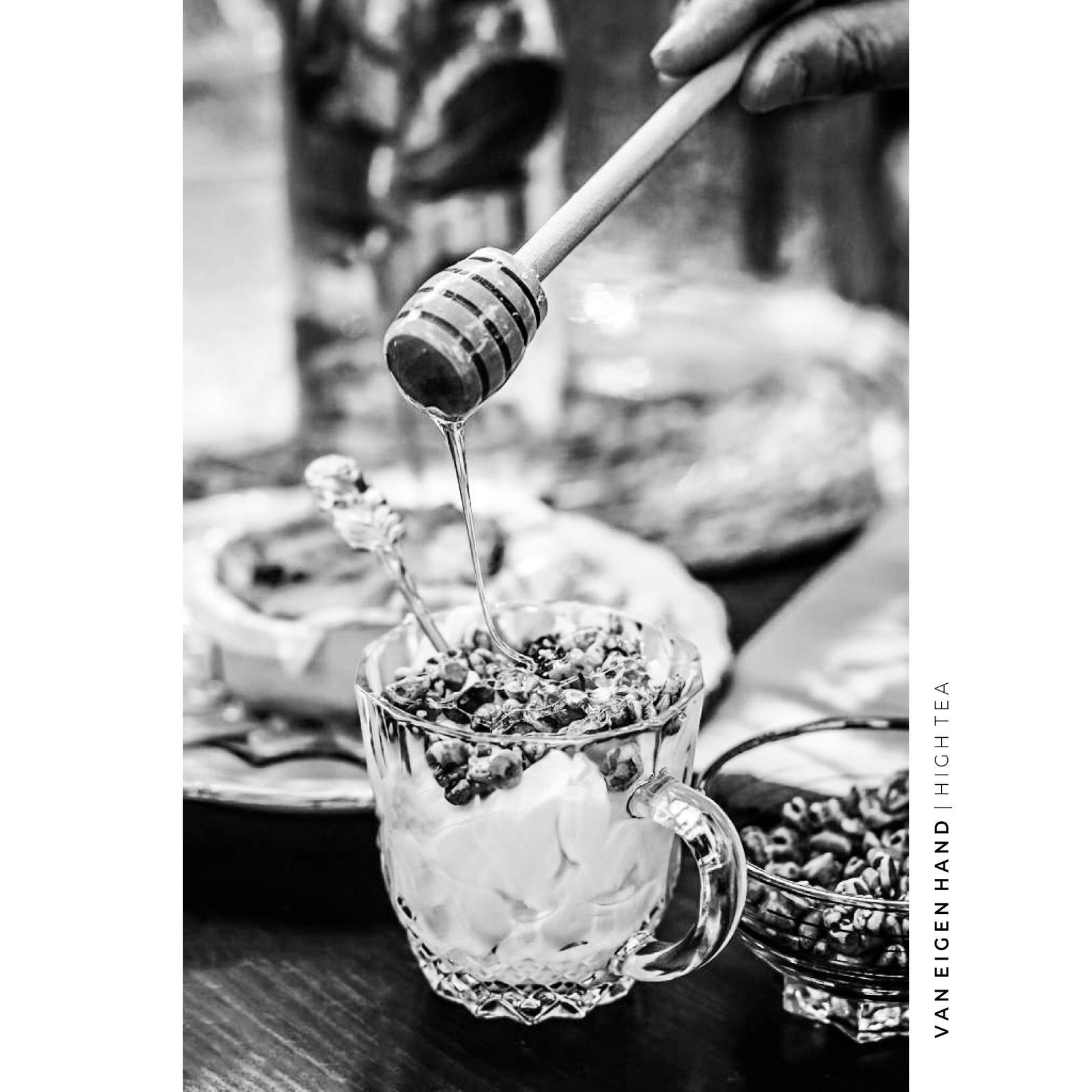 Van Eigen Hand High Tea - Een Lokaal Concept - 1e Pinksterdag
