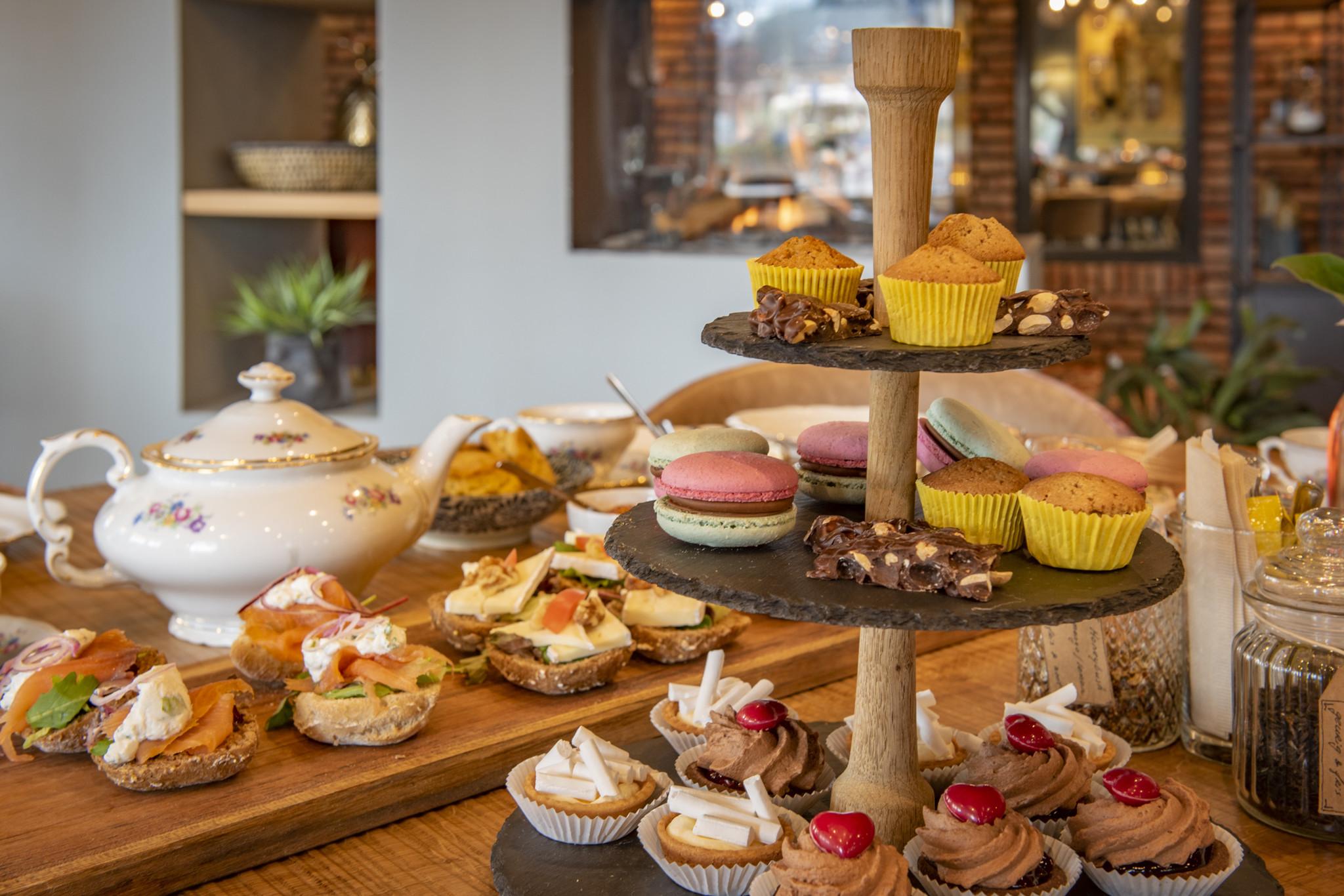 Grand Café de Klok Patisserie High Tea voor thuis