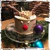 Rudolph taart, speciaal voor kerst