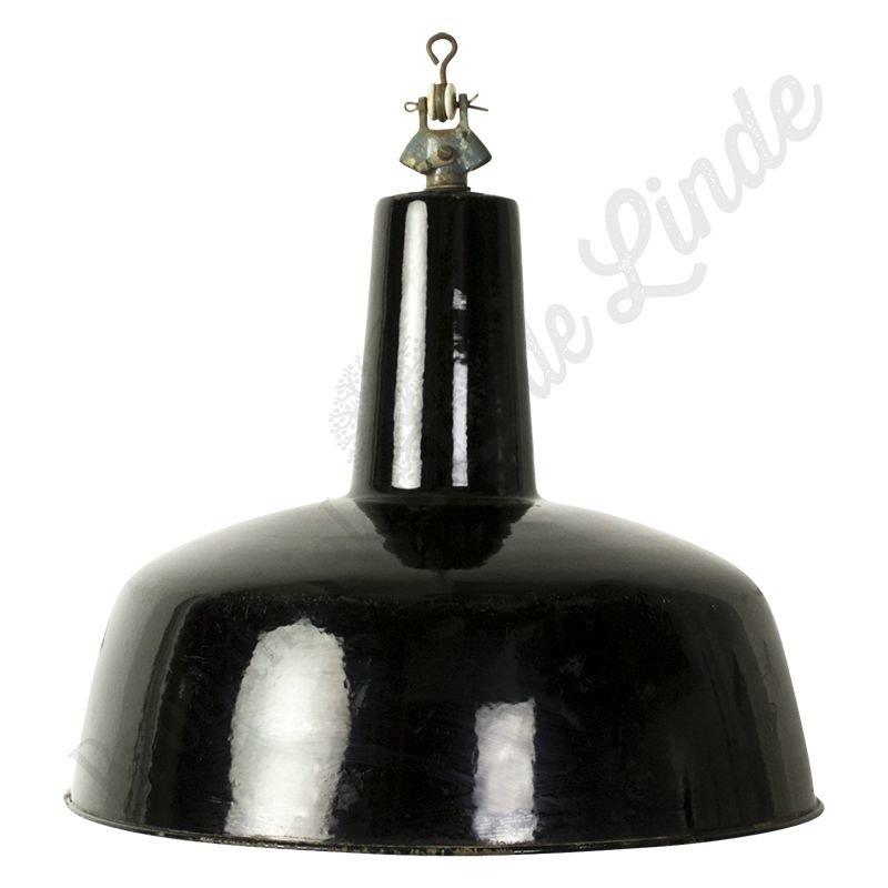 """Bauhaus fabriekslamp """"Black Crow"""""""