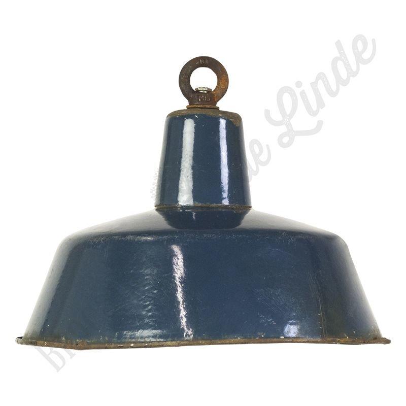 """Vintage Bauhaus lamp """"Blue No.4"""""""