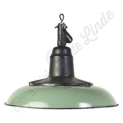 """Bauhaus lamp """"Green Cast Flower"""""""