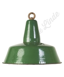 "Bauhaus fabriekslamp ""Dutch Green"""