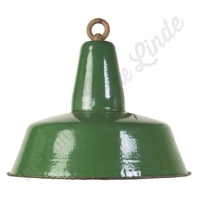 """Bauhaus fabriekslamp """"Dutch Green"""""""