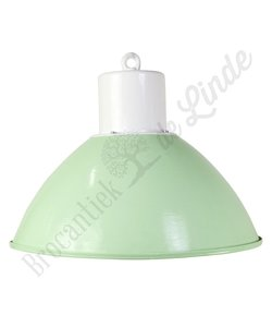 "Fabriekslamp ""Pacov Green"""