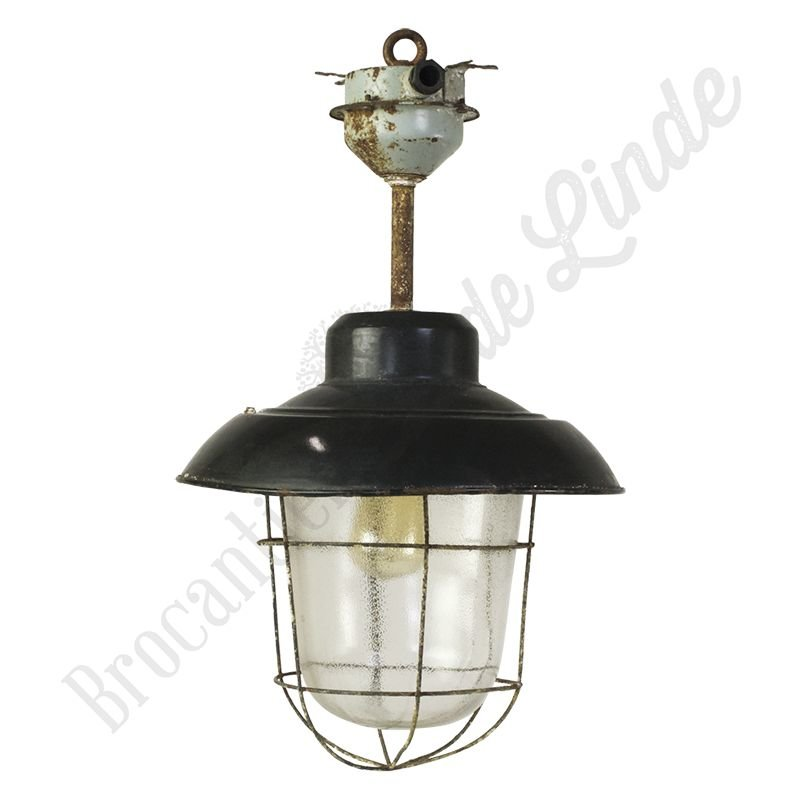 """Industriële hanglamp """"Petrovice extended S"""""""