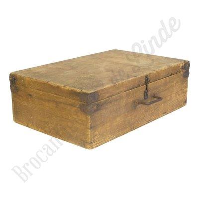 Houten koffer Nr. 10
