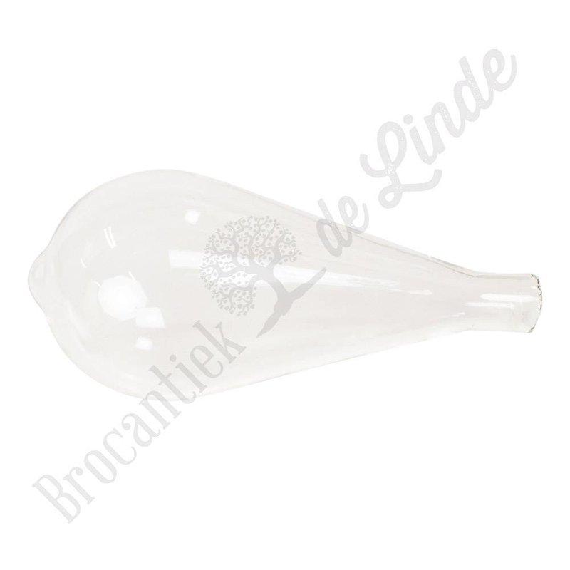 Vintage labglas druppel