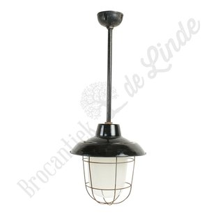 Industriële hanglamp Petrovice Extended