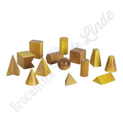 Vintage geometrische blokken