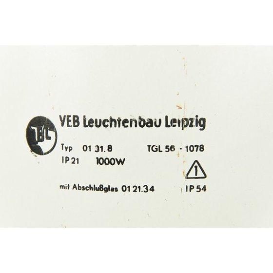 VEB Leuchtenbau Leipzig