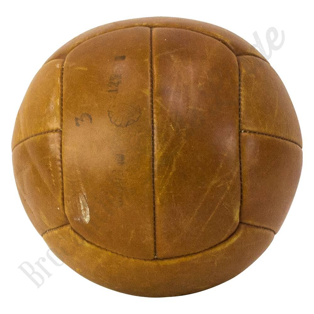 vintage medicijnballen bij brocantiek de linde! brocantiek de lindevintage medicijnbal van leer \
