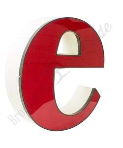 Kleine letter E