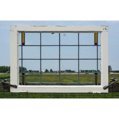 Glas in lood raam No. 16