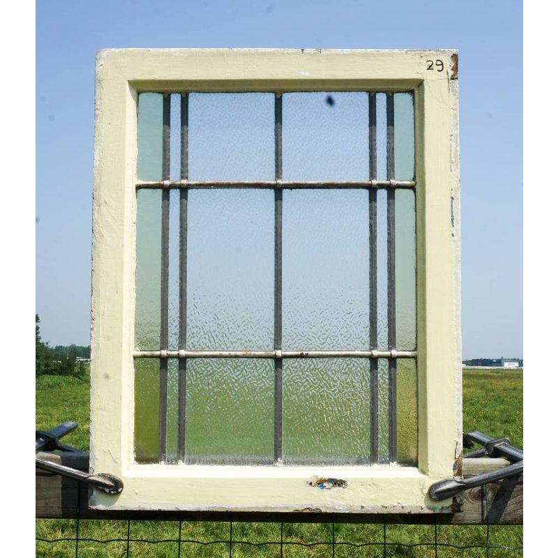 Glas in lood raam No. 29