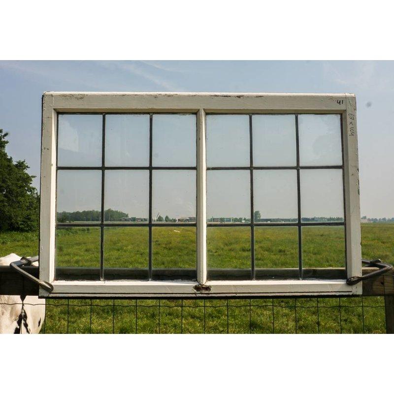 Glas in lood raam No. 41