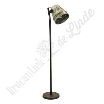 Vloerlamp ''Industry Metal''