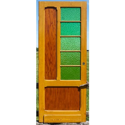 Paneel deur No. 1.2