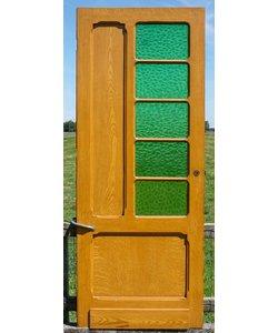 206,5 x 81,5 cm - Paneel deur No. 1.3