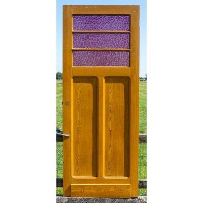 202 x 80,5 cm - Paneel deur No. 2.1
